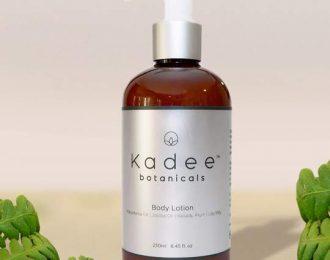 Kadee Botanicals Body Lotion