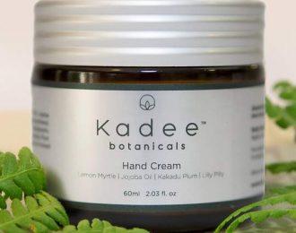 Kadee Botanicals Hand Cream