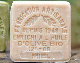Organic Honey Soap-125g