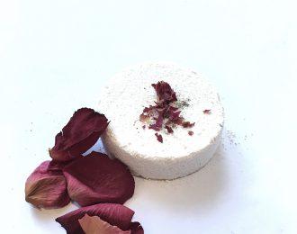 Handmade Rose Bath Bomb