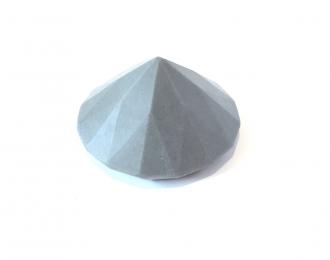 Handmade Architectural PRISM Concrete 'Monumental Diamond' Soap