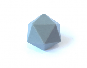 Handmade Architectural PRISM Concrete 'Octo' Soap
