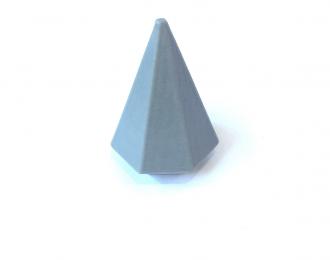 Handmade Architectural PRISM Concrete 'Hex' Soap