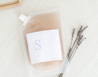 Balancing shampoo 1L refill