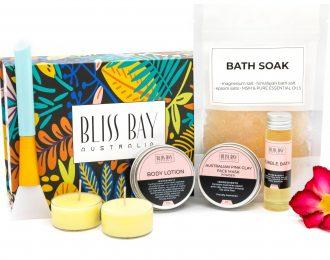 Gift Set For Women – Relaxing Spa Kit