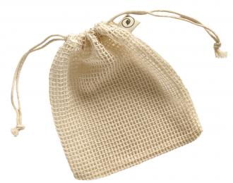Natural Organic Cotton Mesh Bag