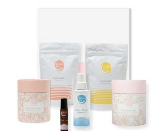 Endometriosis Support Moonbox – Essentials Kit