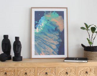Drifting Sand Dunes Print