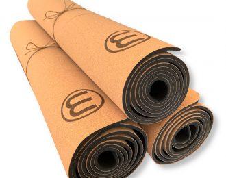 Wobble Cork Yoga Mat