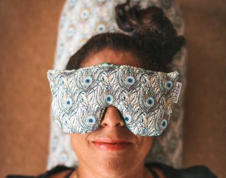 Wobble Yoga Scented Eye Pillows