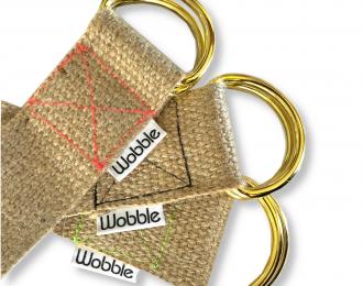 Wobble Yoga Stretch Strap